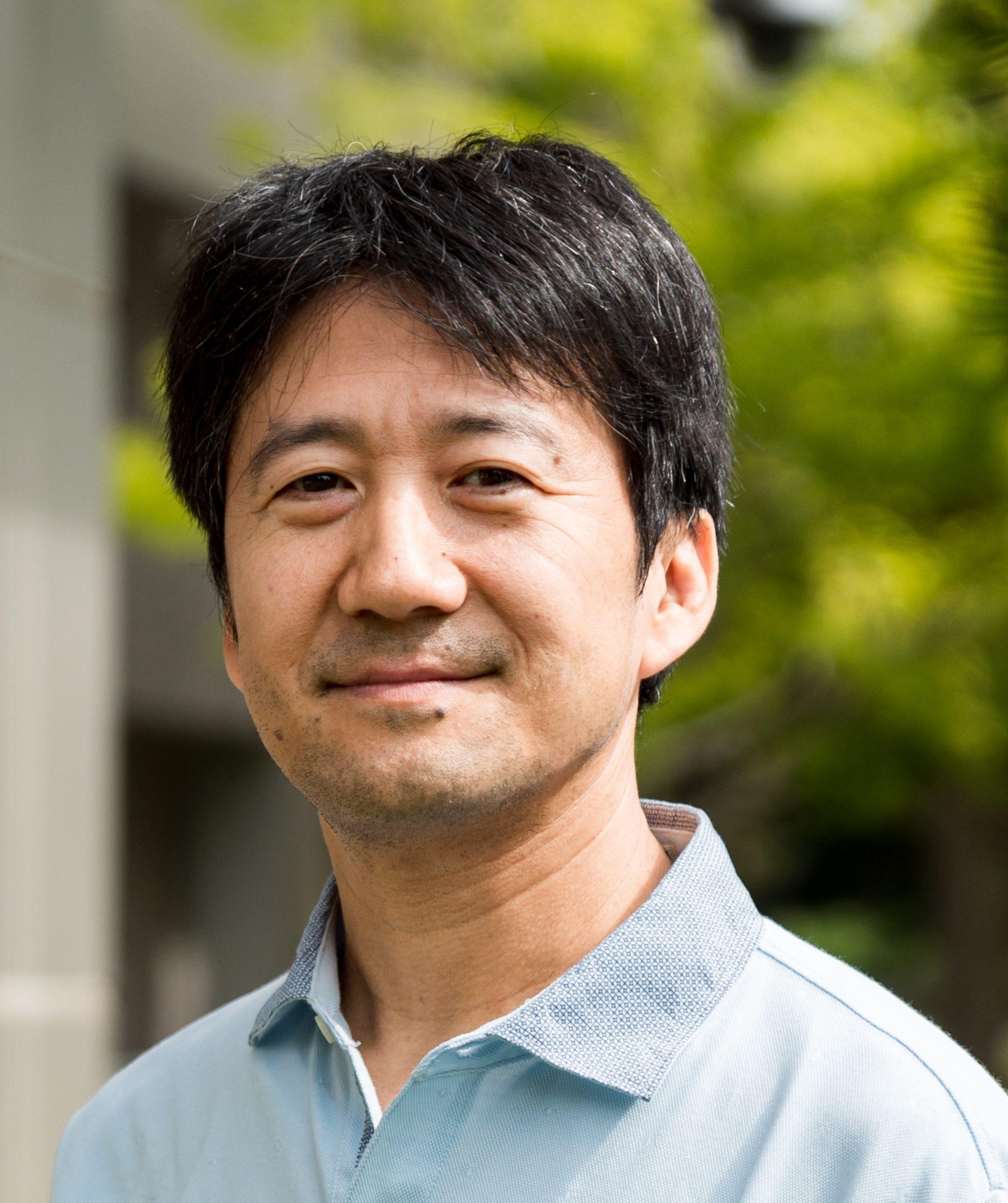 Kazuhiro Maeshima